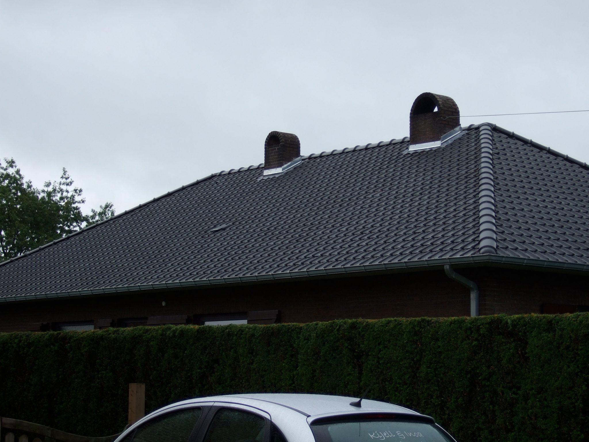 volledig dak - gerenoveerd - aha dakwerken