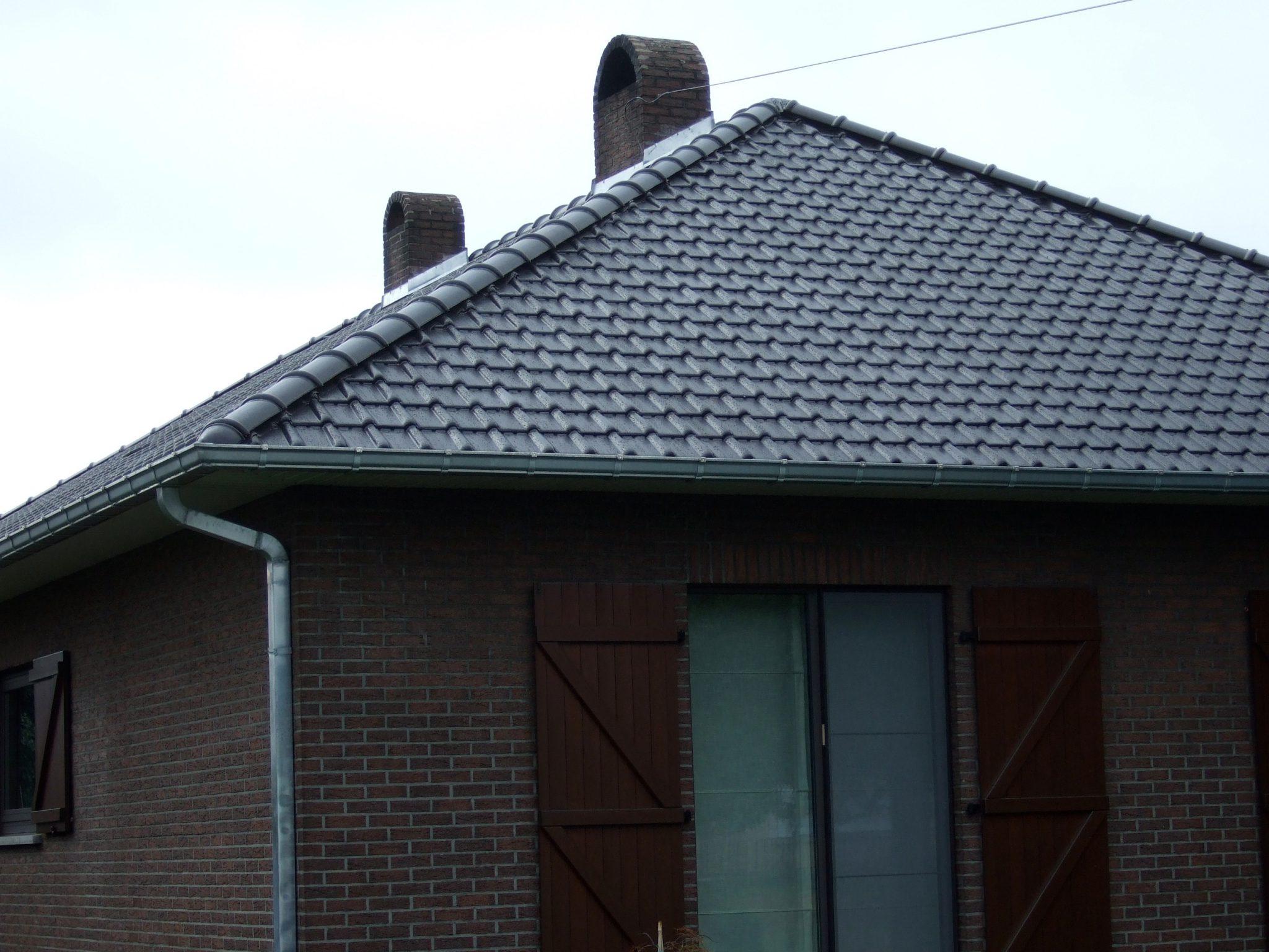 gerenoveerd dak - aha dakwerken - wellen