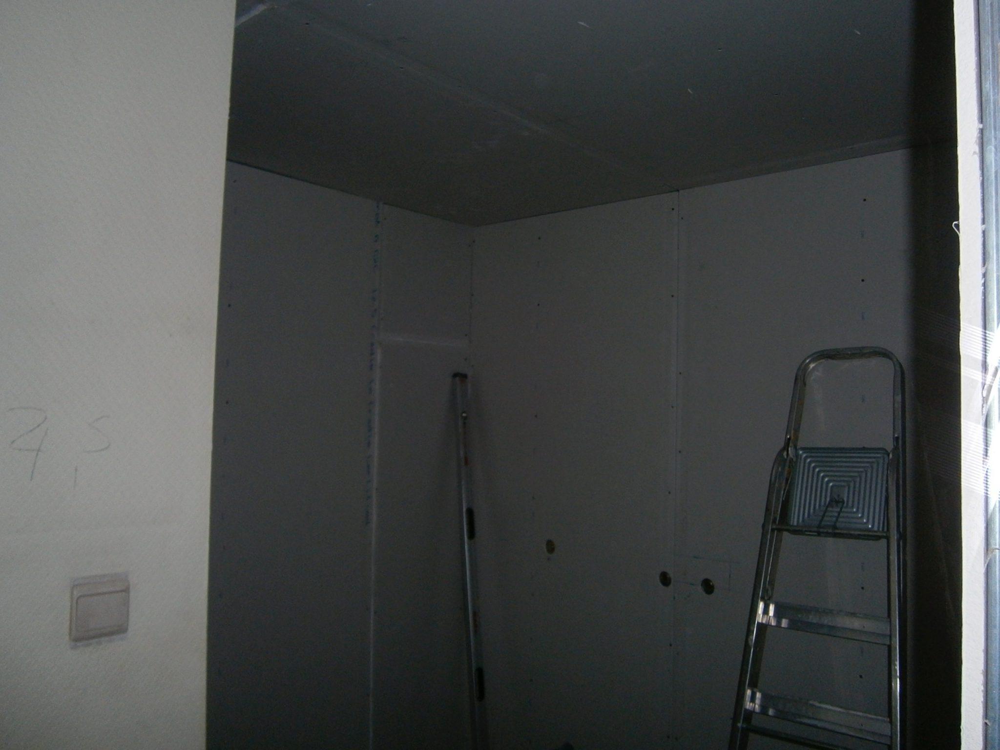 Stutwerk muren