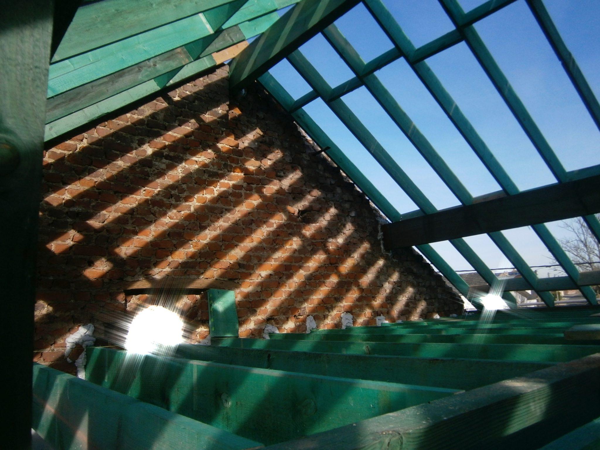 dakwerken - hellend dak