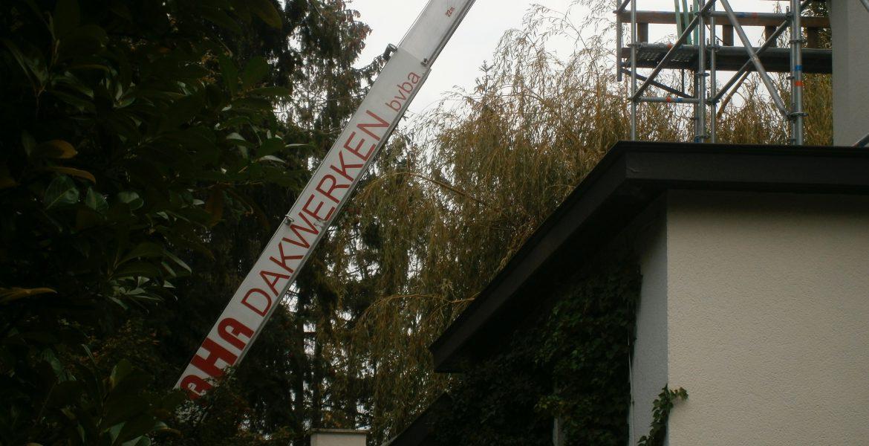 aha dakwerken- ladderlift